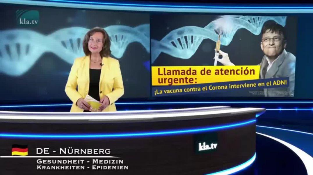 ALTERACIÓN GÉNICA MEDIANTE LAS VACUNAS COVID19