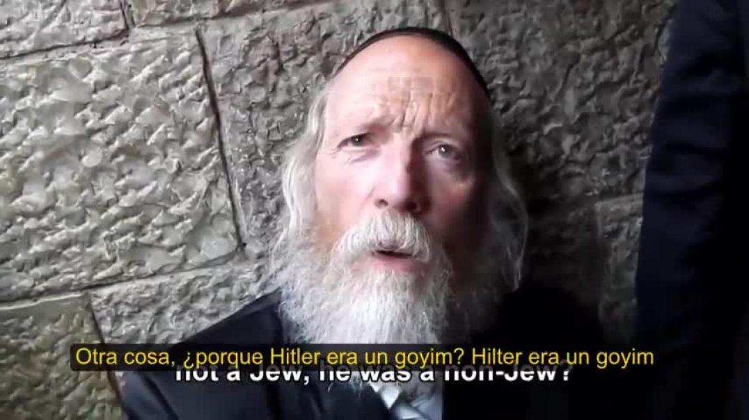Judíos ortodoxos se expresan sobre los goyim. (gentiles no judíos)
