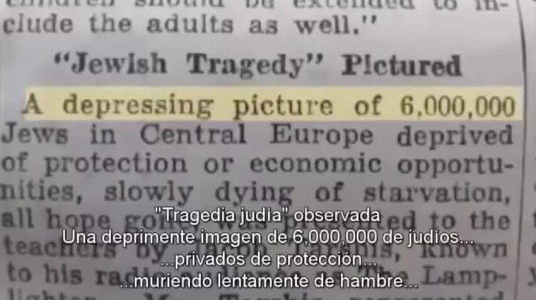 ⛔NO VEAS ESTE VIDEO,O TE VOLVERAS NEGACIONISTA DEL HOLOCAUSTO EN 10 MINUTOS