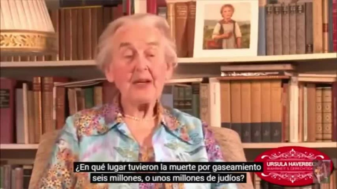 """Ursula Haverbeck - """"Órdenes de la guarnición y comandancia KZ Auschwitz""""."""