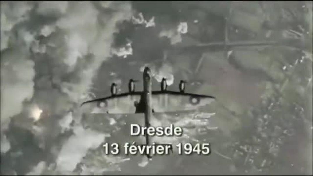 Dresde - Bombardeos Febrero de 1945.