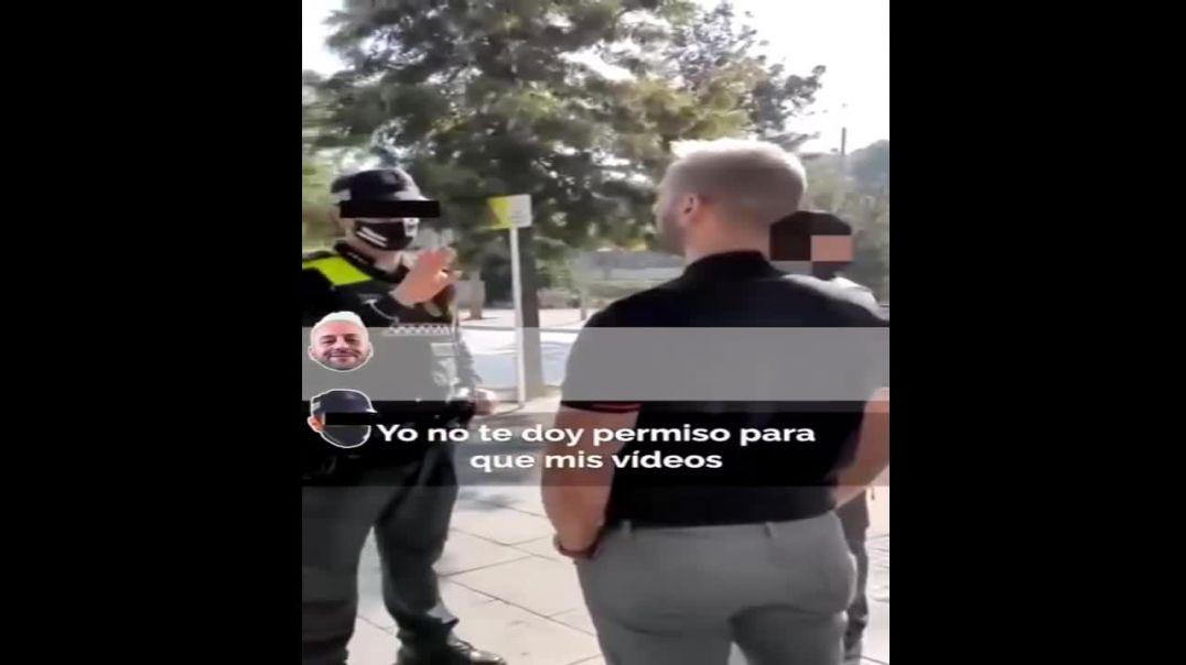 PERFECTA ACTUACIÓN DELANTE DE LA POLICÍA | PREYCO ABOGADOS