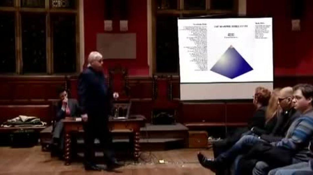 ⛔️David Icke conferencia en Oxford