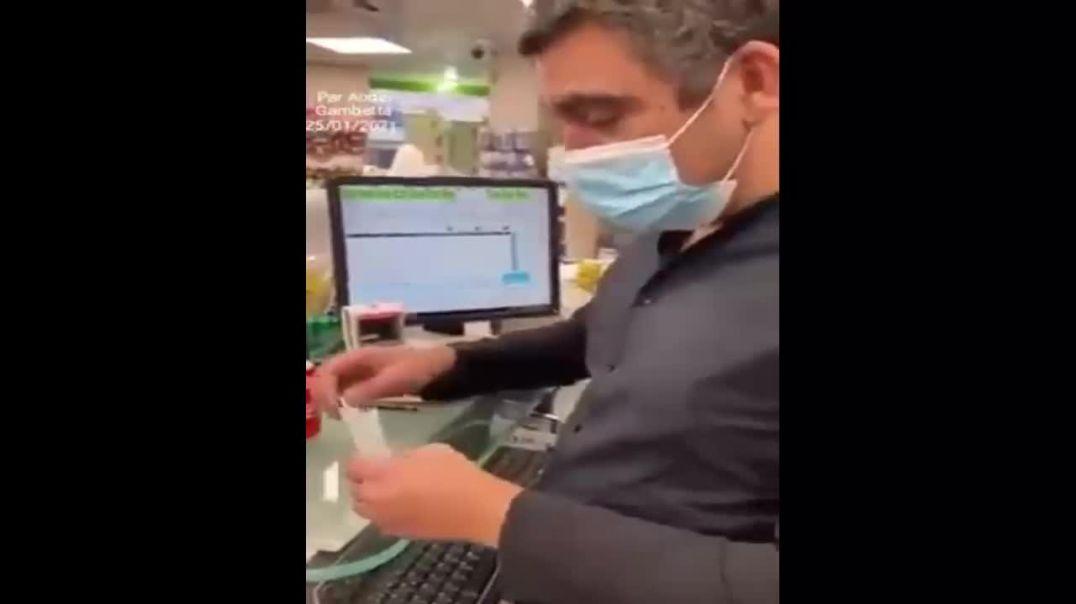 COCA COLA DA POSITIVO A TEST DE ANTÍGENOS | PRUEBA REAL