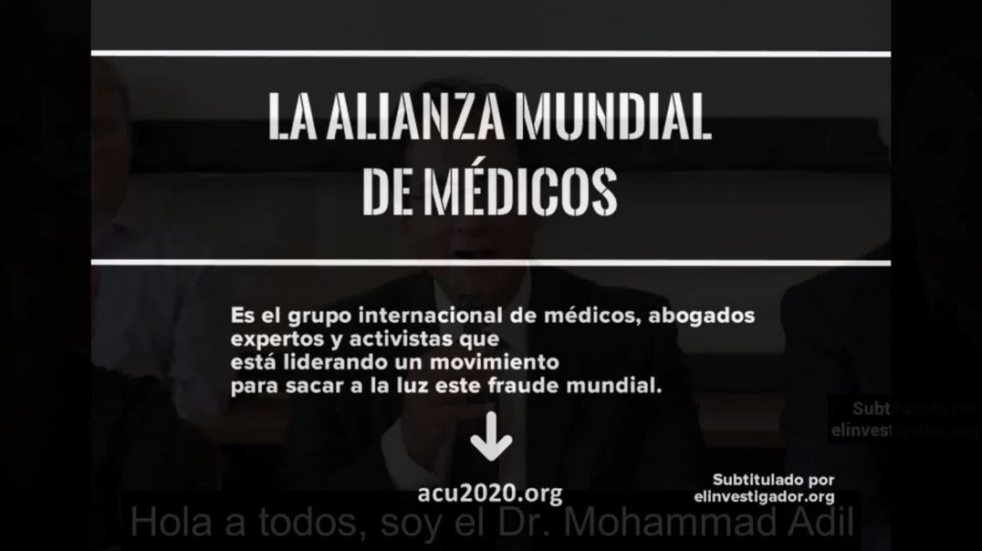 Alianza Mundial de Médicos, Acu2020