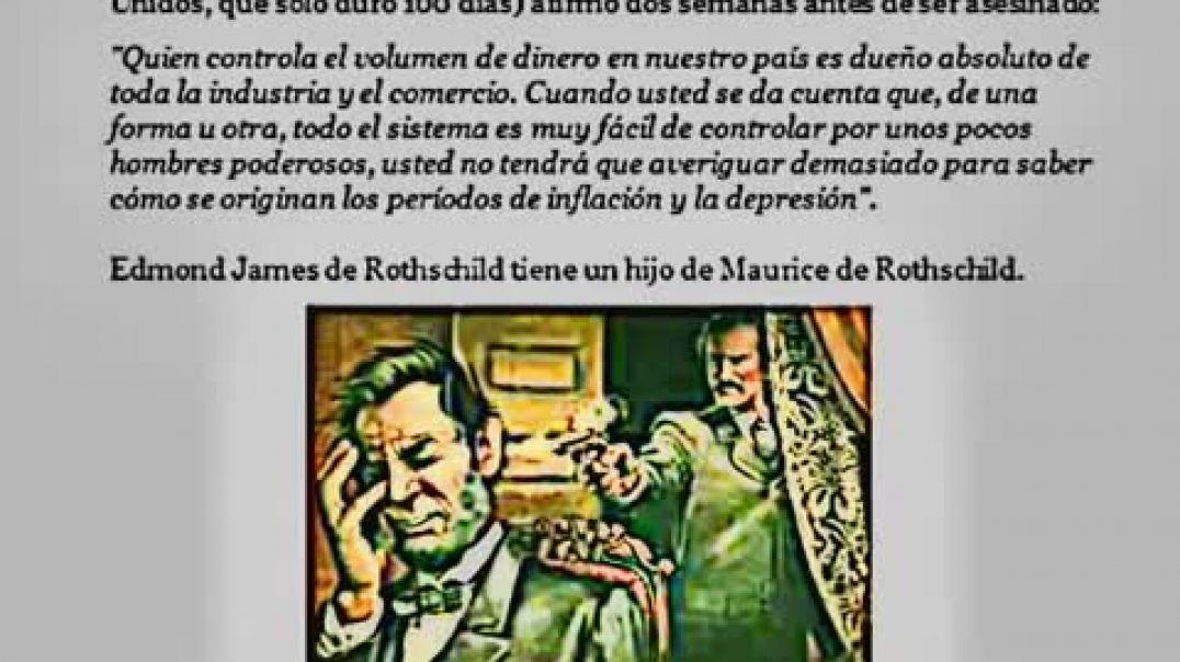 La historia de la dinastía Rothschild  (Luis Ravizza)