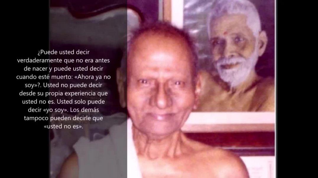 Sri Nisargadatta Maharaj No-Dualidad La Presenciación y la consciencia