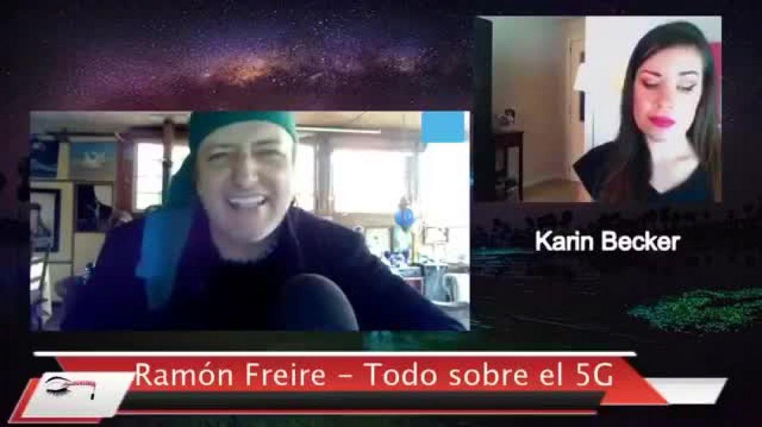 Entrevista  de Karin Becker a Ramón Freire