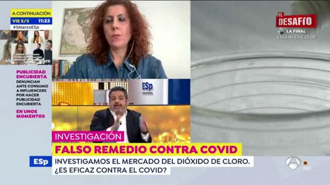 ⛔Antena3 TV. Cientos de médicos demuestran los beneficios del CDS