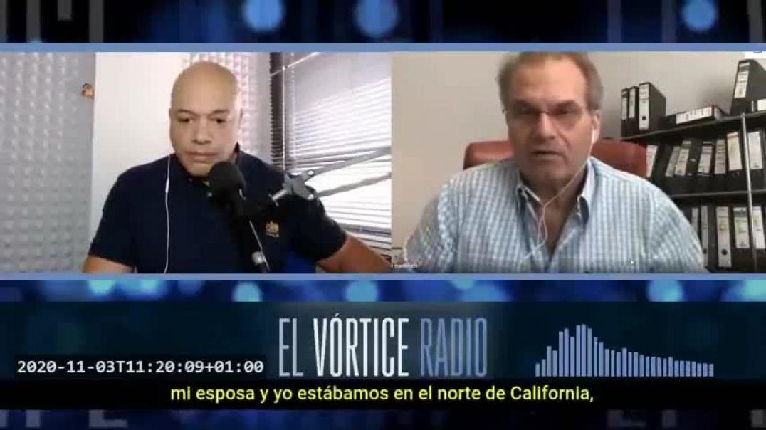 Entrevista de Vórtice Radio al abogado alemán Reiner Füellmich.