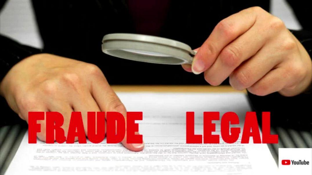 FRAUDE LEGAL. Estado de alarma ilegal