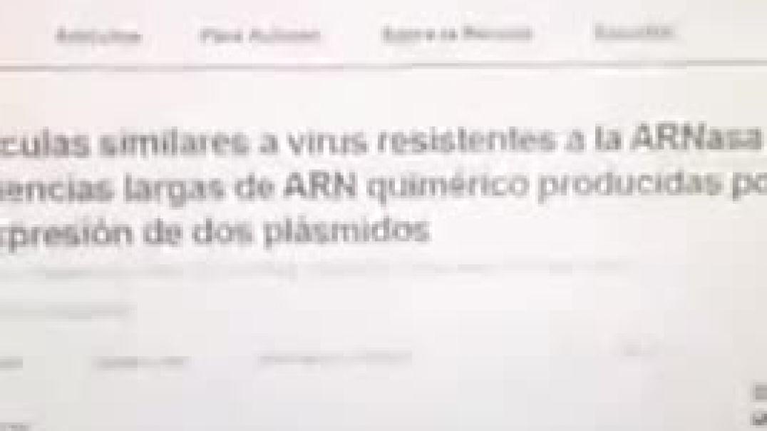 Planificado: Publicación Científica en 2008 de SARS-COV2 y SARS-COV3