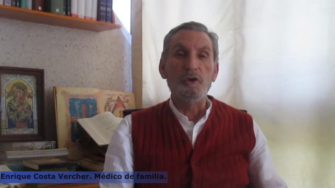 Enrique Costa Vercher, desmontando la falsa pandemia del covid-19