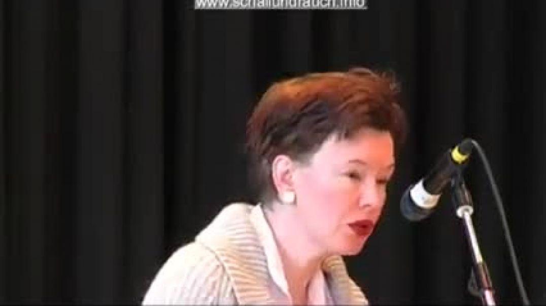 Jane Bürgermeister - Virus Quimera H5N1 - H1N1.