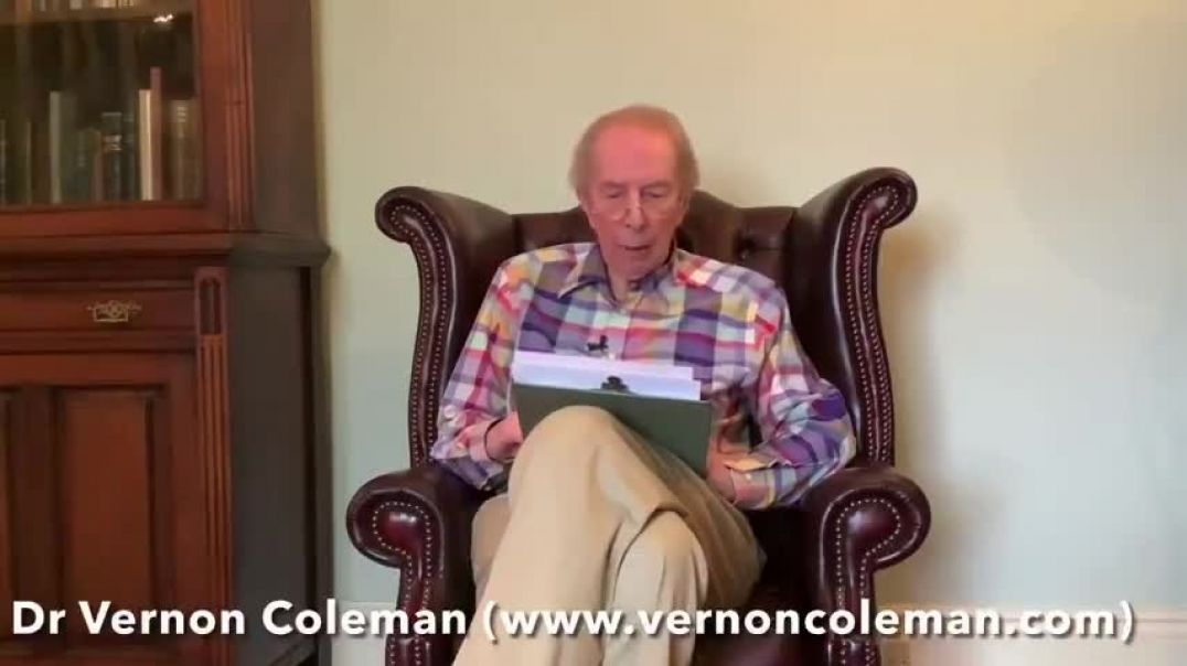 Dr. Vernon Coleman: Los vacunados pueden ser potenciales contagiosos y tendrán alto riesgo de muerte