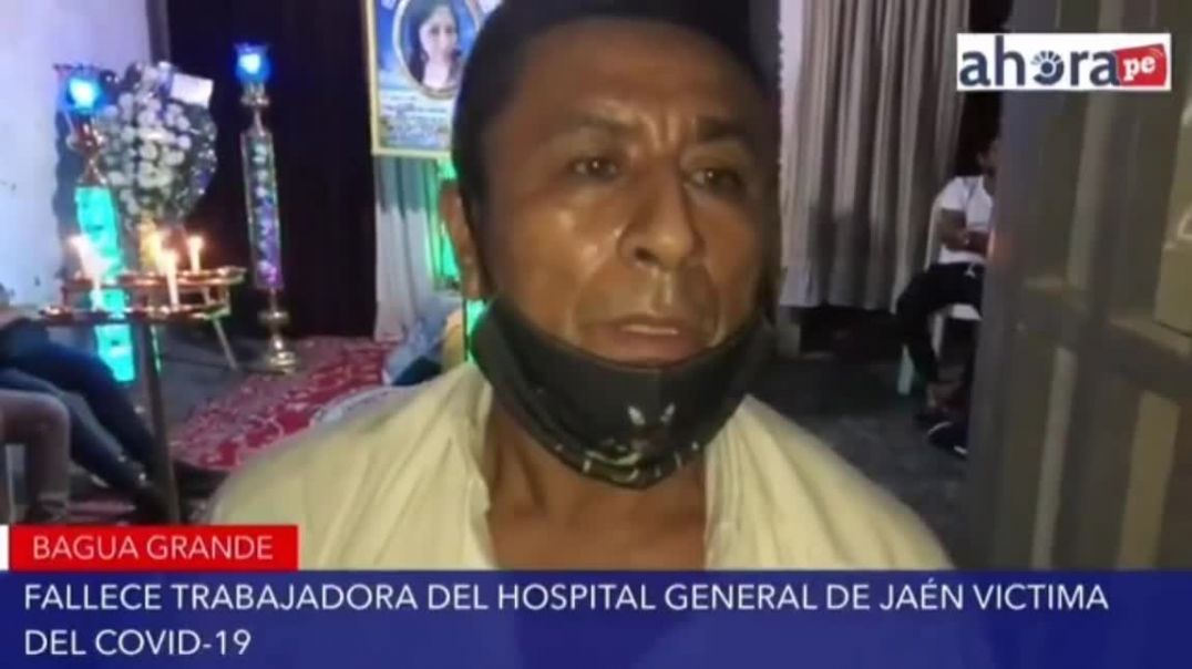 ENFERMERA JOVEN MUERE TRAS SER VACUNADA.