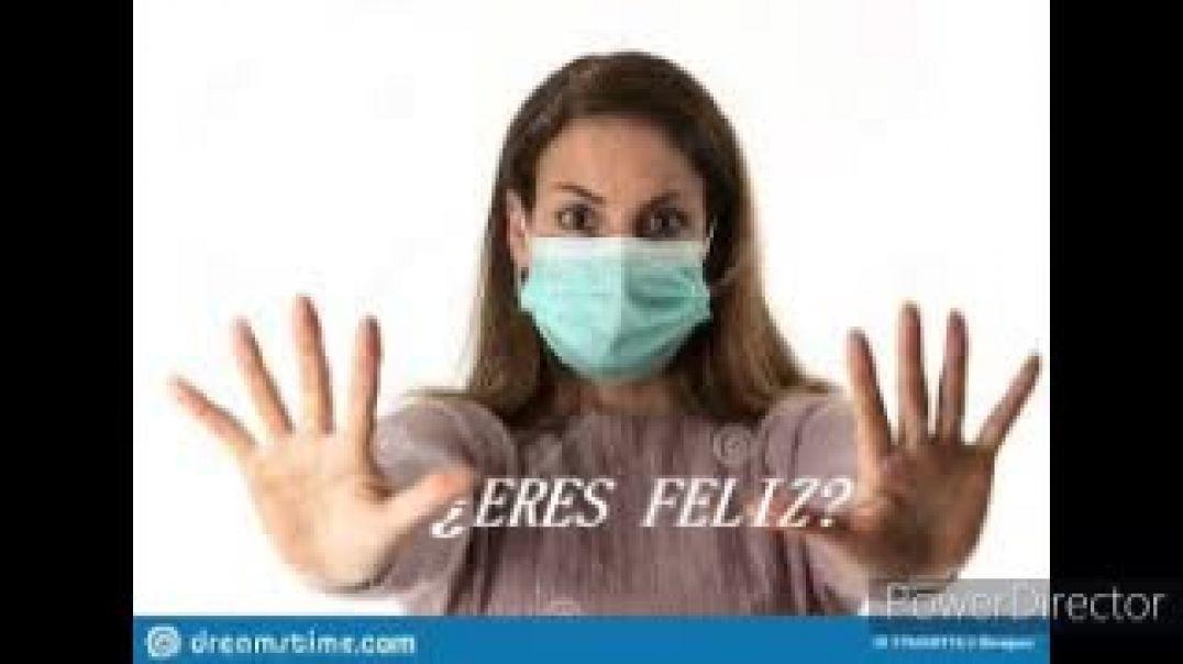 Tema mascarilla en español. Psicólogos por la Verdad