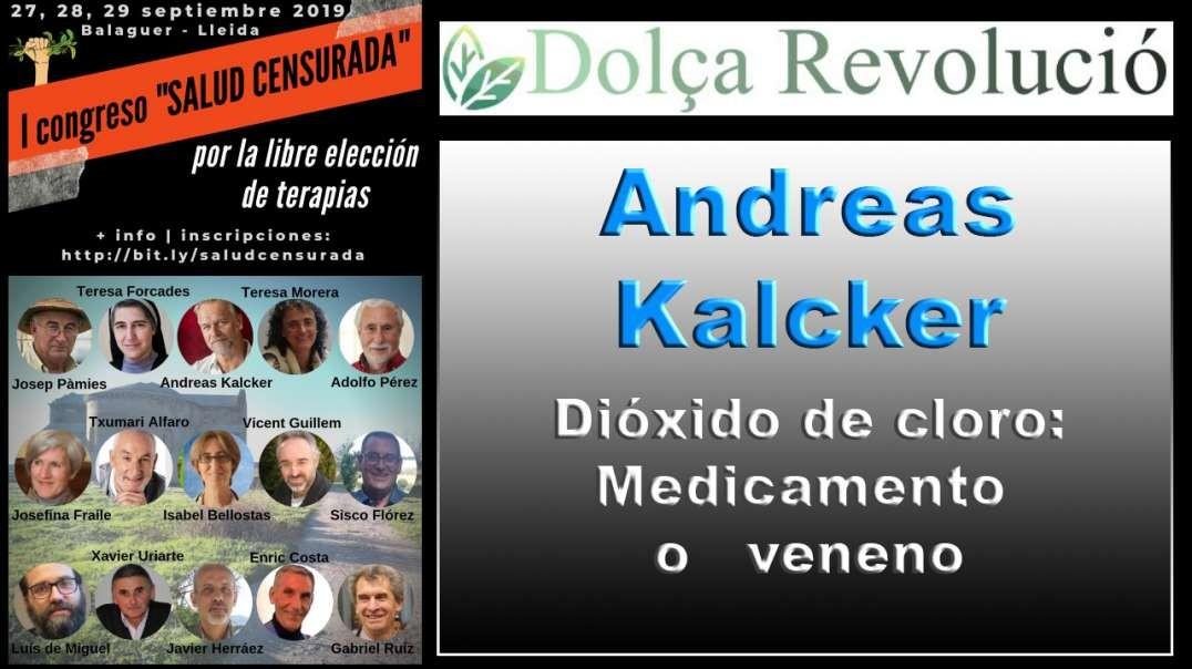 2 de 14 - Andreas Kalcker (investigador) - Congreso Super Censurado de SALUD CENSURADA.