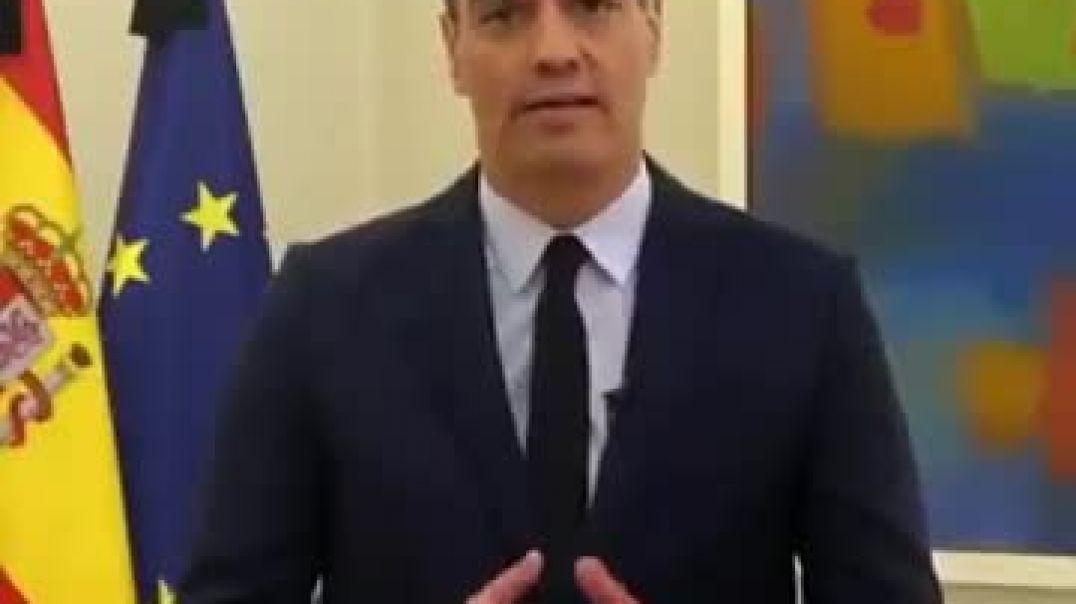 Pedro Sánchez regala otros 50 millones a su amigo y jefe Bill Gates.