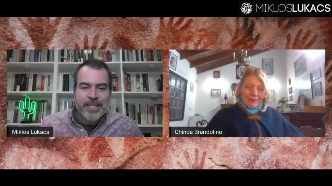 Chinda Brandolino . Conversaciones con Miklos Lukacs