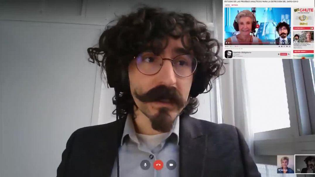 Apellido Obligatorio entrevista a la Dra. Martínez Albarracín. Estudio de las pruebas analíticas par
