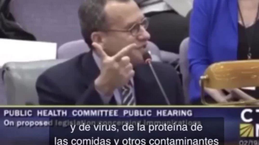 vacunas con ALUMINIO Y NANOTECNOLOGIA.