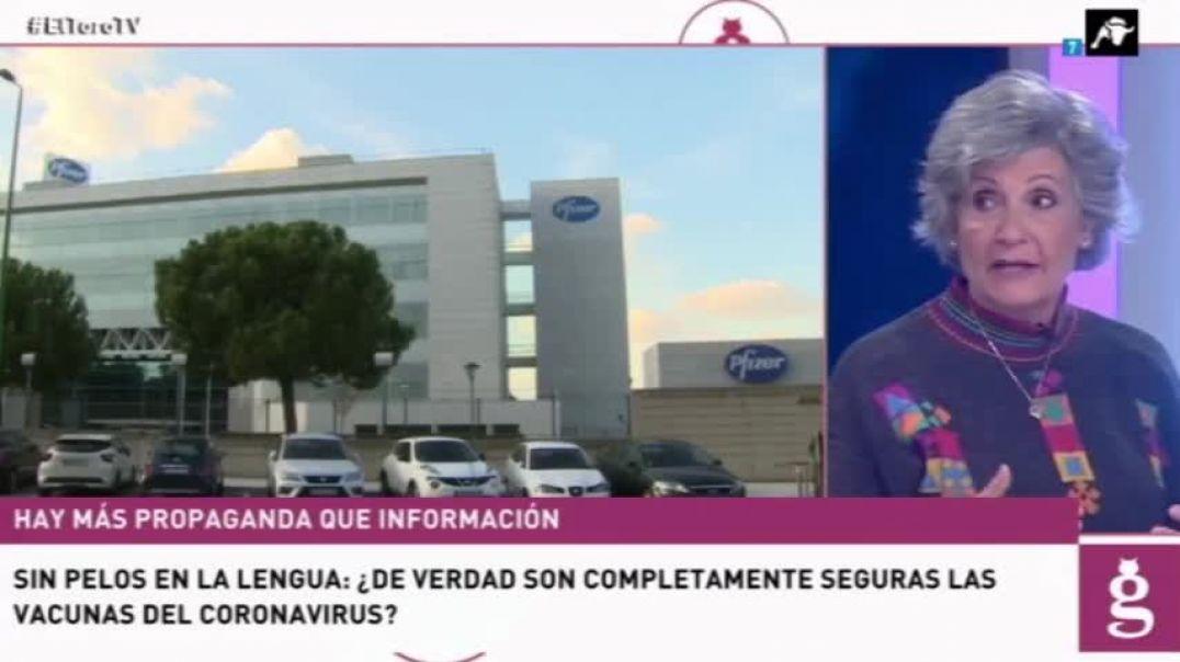 ¿De verdad son completamente seguras las vacunas contra el COVID19? La Dr. Albarracín te lo explica.