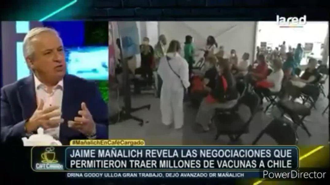 Mañalich: Nosotros facilitamos a Chile para un experimento