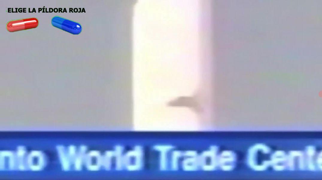 NO FUERON AVIONES, FUERON HOLOGRAMAS. TORRES GEMELAS WTC, 11S.