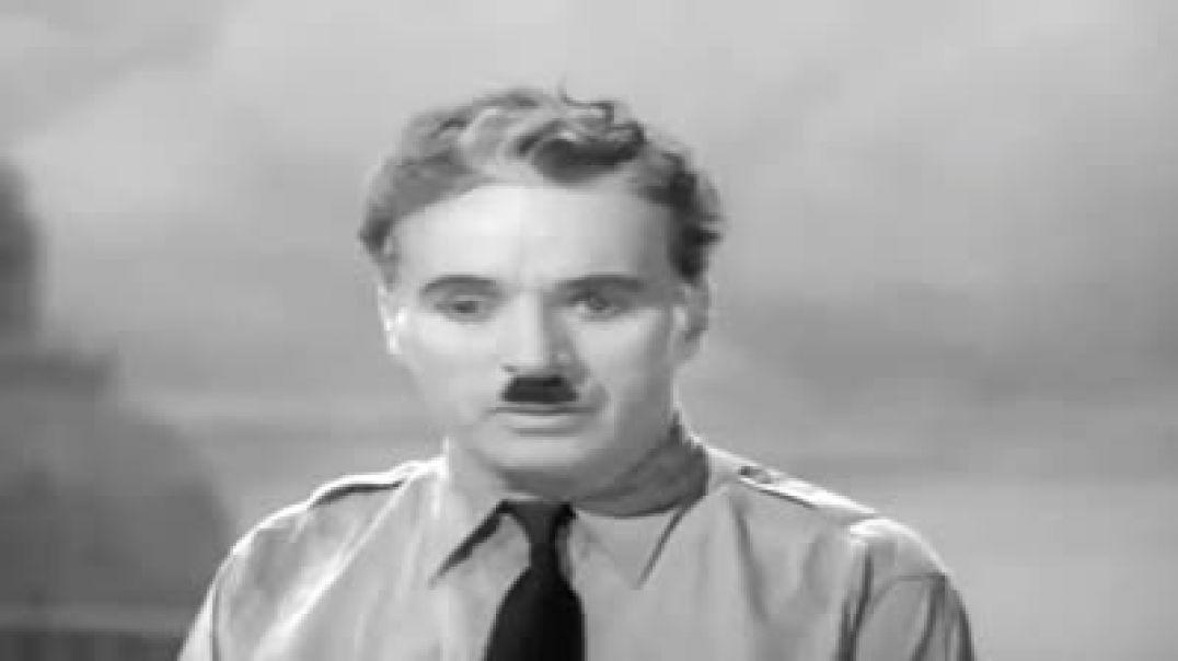 Mensaje para toda la humanidad - Chaplin.