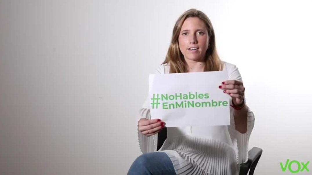 #NOHABLESENMINOMBRE