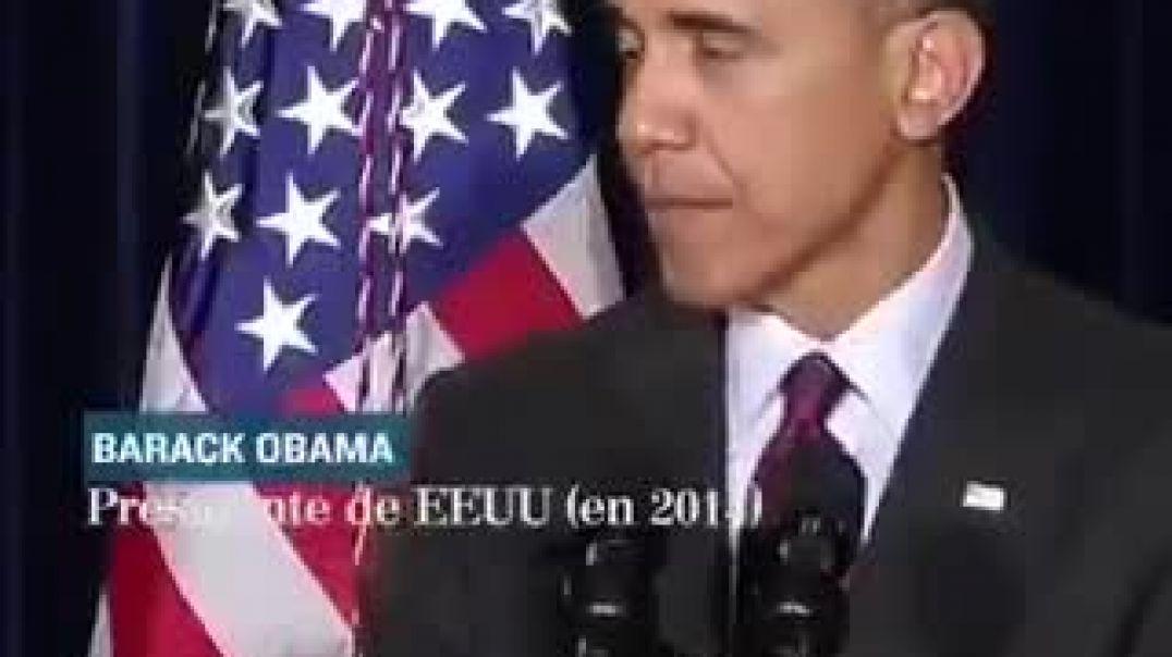 Obama predijo el futuro en 2014.