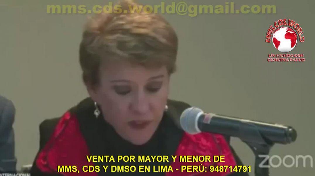 1 Testimonio CDS (Dióxido de cloro) - MMS CDS WORLD