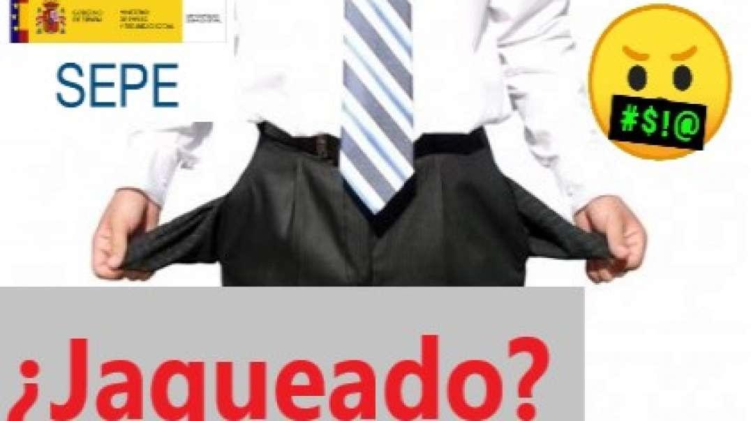 ¿SEPE JAQUEADO? 150.000 PERSONAS NO COBRARÁN PRESTACIONES EN ABRIL Y...