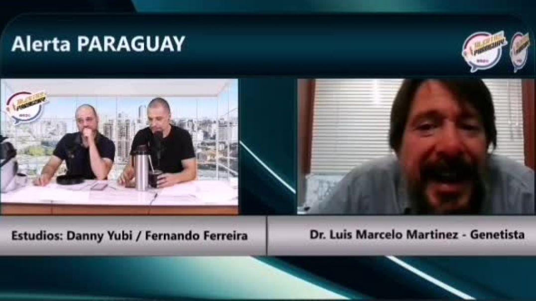 CUIDADO. Dr Luis Marcelo Martínez. Se han detectado metales en los bozales industriales.