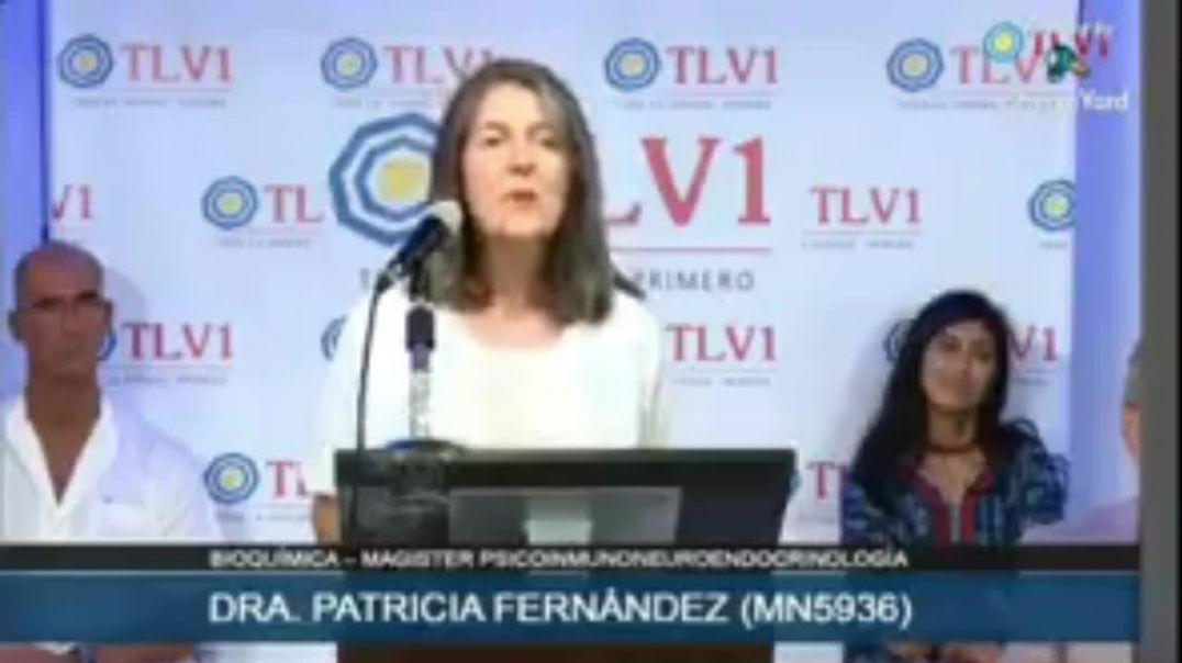 SITEMA INMUNE Y MENTIRAS OFICIALES | DRA. BIOQUÍMICA E INMUNÓLOGA PATRICIA FERNÁNDEZ