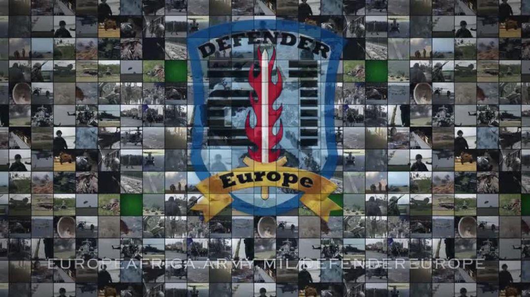 ⛔DEFENDER-Europe 21