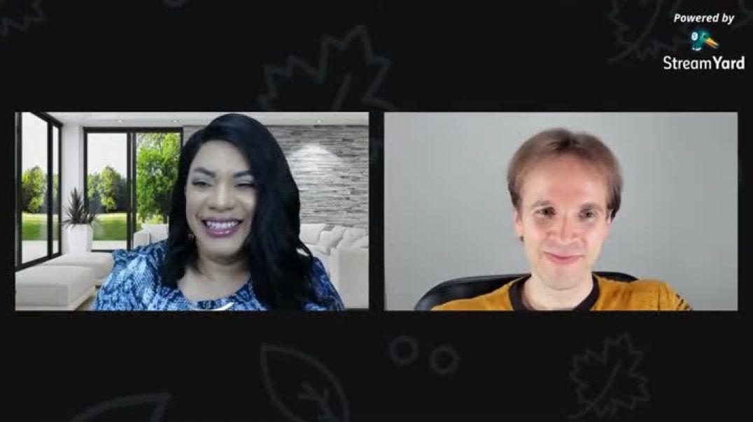 Entrevista con Nelsy y Robert Martínez. Increíbles revelaciones para el 2021.