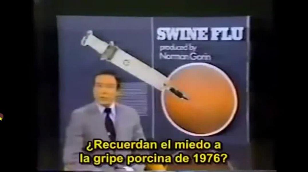 VACUNACIÓN DE 1976 ¿OS PARECE SIMILAR A ALGO SUBTITULADO EN ESPAÑOL