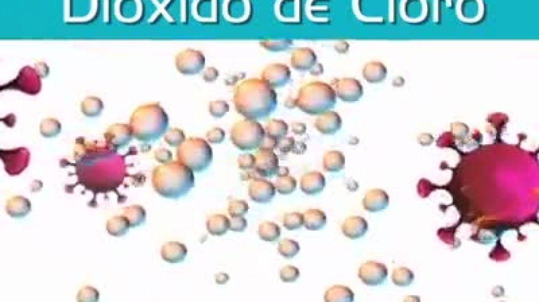 Dióxido de cloro: una simple molécula que puede reemplazar hasta el 80% de la medicina farmacéutica.