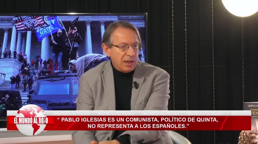 ⛔XIANWEI CHEN, EL CHINO FACHA FULMINA A LOS TIRANOS DE GALAKAGAR: NO TIENEN HUEVOS A ENTRAR EN MI BA