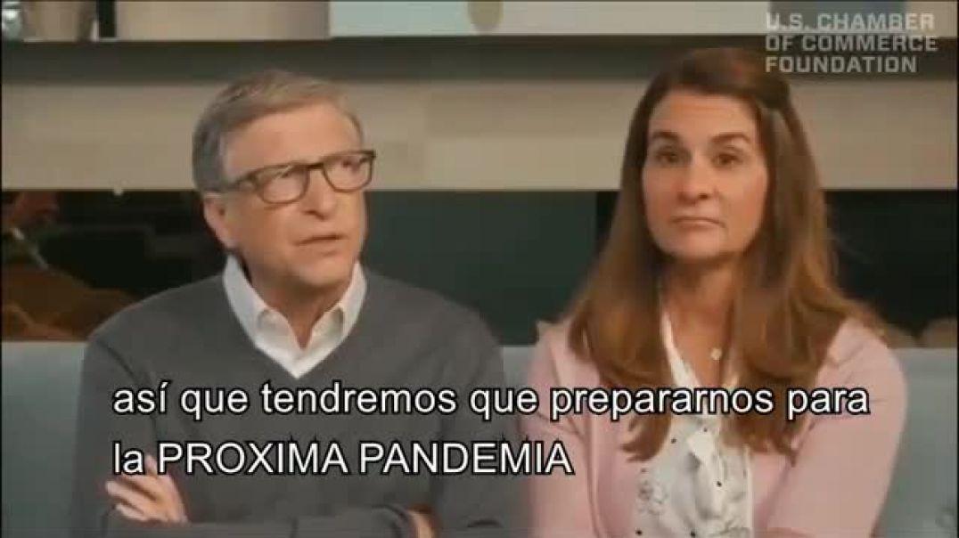 Bill Gates - Tendremos que prepararnos para la próxima pandemia.