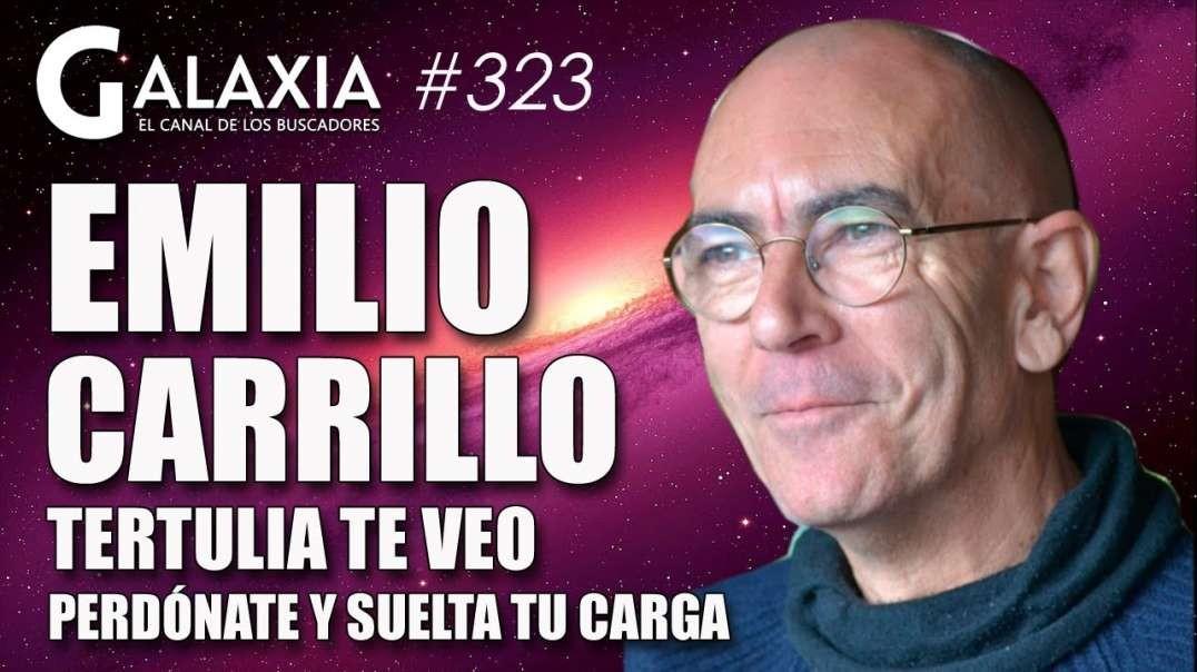 GALAXIA #323: Entrevista a EMILIO CARRILLO - Tertulia TE VEO - La Cara Oculta de Marte