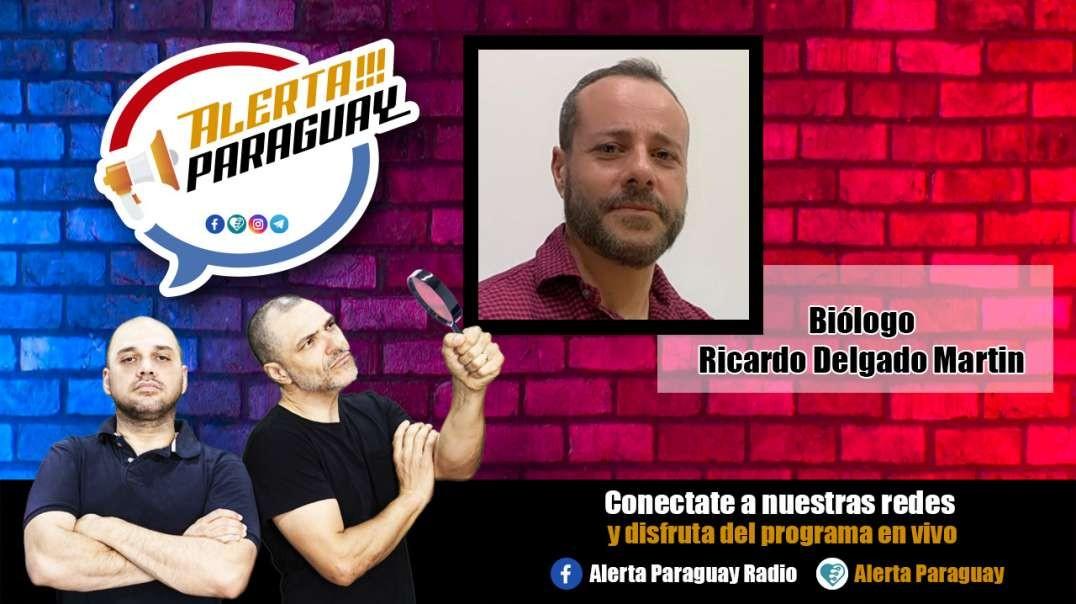 Entrevista desde España con Ricardo Delgado Martin