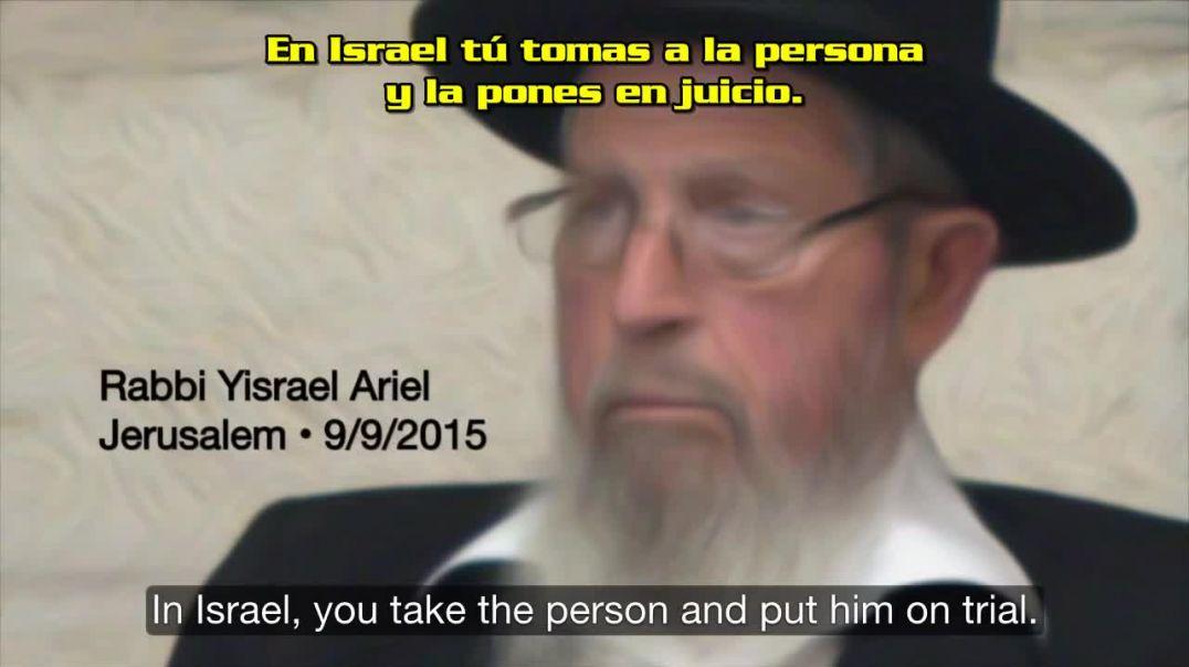 Rabbi Yisrael Ariel -  Director del Instituto del Templo.