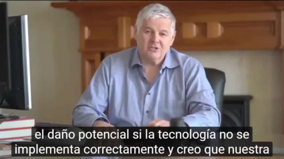 PELIGRO 5G | EXPRESIDENTE DE MICROSOFT EN CANADÁ
