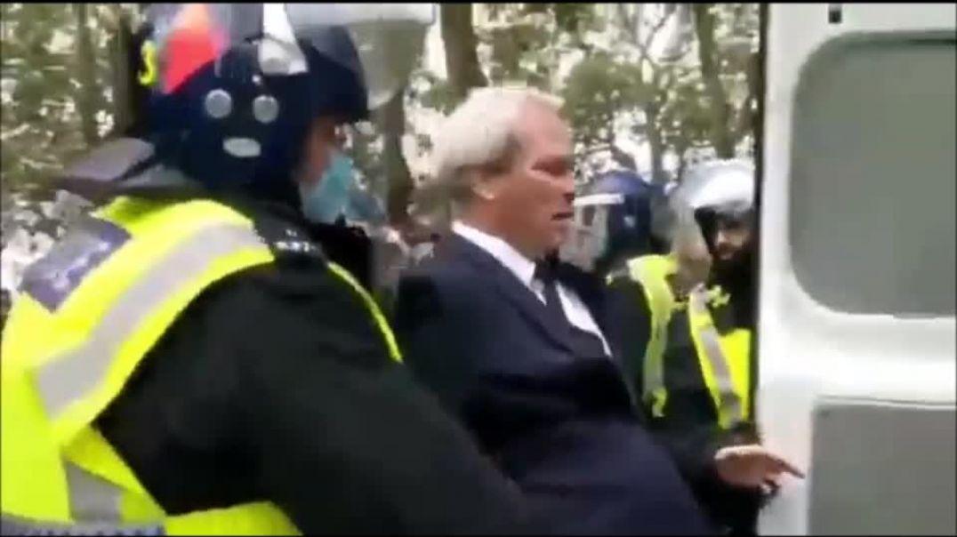 Dr. Heiko detenido en Londres