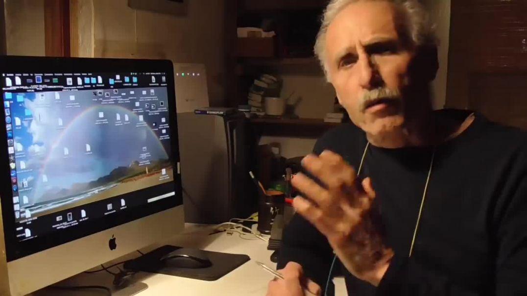 Científicos. Estudio Bartomeu Payeras, relación casos covid y antenas 5G