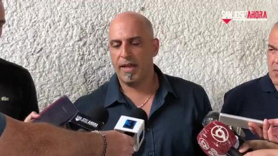 Entrevista  Javier Sciuto