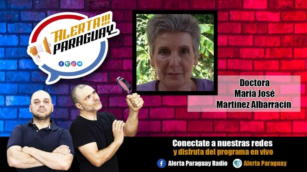 Entrevista con la Dra. María José Martínez Albarracín